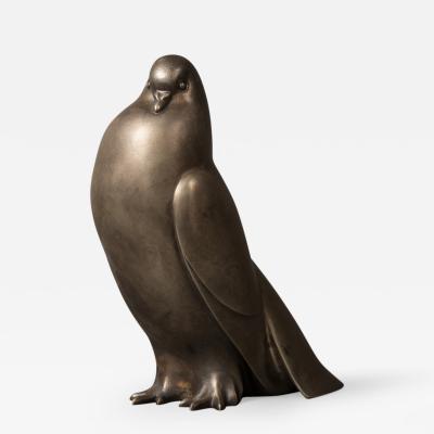 Japanese Pewtered Pigeon