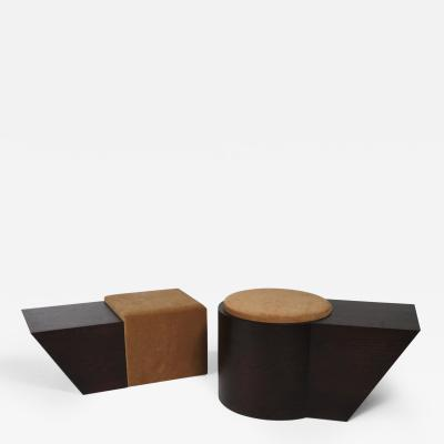 Jason Mizrahi Stools single or pair