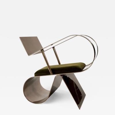 Jason Mizrahi Symphony Chair by Jason Mizrahi