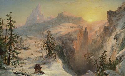 Jasper Francis Cropsey Winter