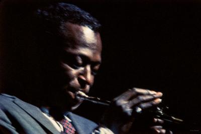 Jay Maisel Miles Davis Some Kind of Blue