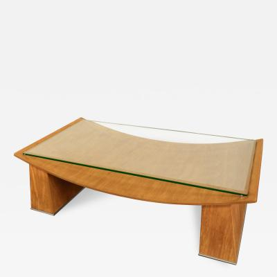 Jay Spectre Chic Coffee Table by Jay Spectre