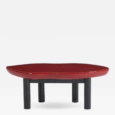 Jay Spectre Joan Crawford Lips Coffee Table by Jay Spectre