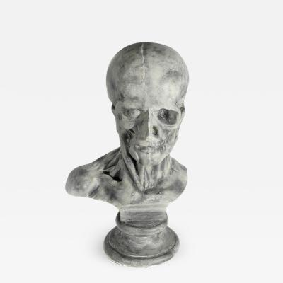 Jean Antoine Houdon Early Life Sized Anatomical Display Jean Antoine Houdon