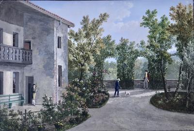 Jean Antoine Linck A Geneve