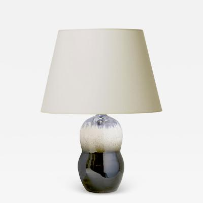 Jean Besnard Exquisite Unique Table Lamp by Jean Besnard
