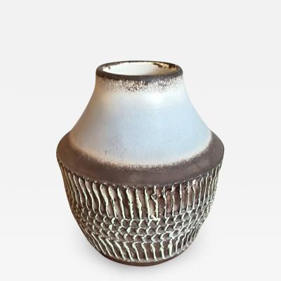 Jean Besnard Jean Besnard Art Deco Ceramic Vase circa 1930