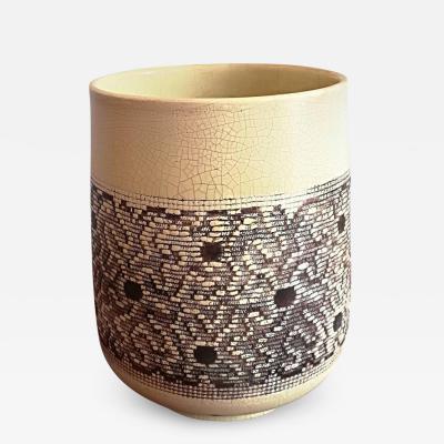 Jean Besnard Jean Besnard Art Deco Ceramic Vase circa 1932