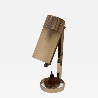 Jean Boris Lacroix An Art Deco Modernist table lamp by Jean Boris Lacroix 1930s