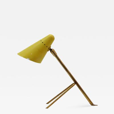 Jean Boris Lacroix Boris Lacroix Table Lamp 1950