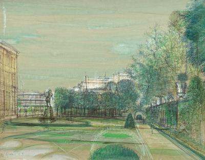 Jean Carzou Landscape Pleasures