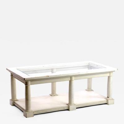 Jean Charles Moreux JC Moreux longest Neo classical 2 Tier coffee table