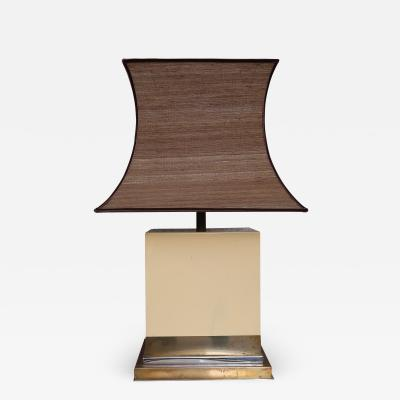 Jean Claude Mahey A table lamp attributed to jean Claude Mahey france 70