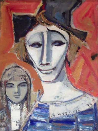 Jean Le Guennec Jean Le Guennec Watercolor Gouache