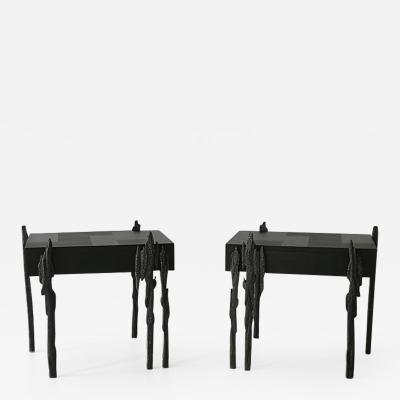 Jean Luc Le Mounier Jean Luc Le Mounier Empreinte Side Table FR