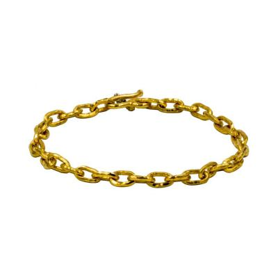 Jean Mahie Classic Jean Mahie Small Cadene Chain Bracelet