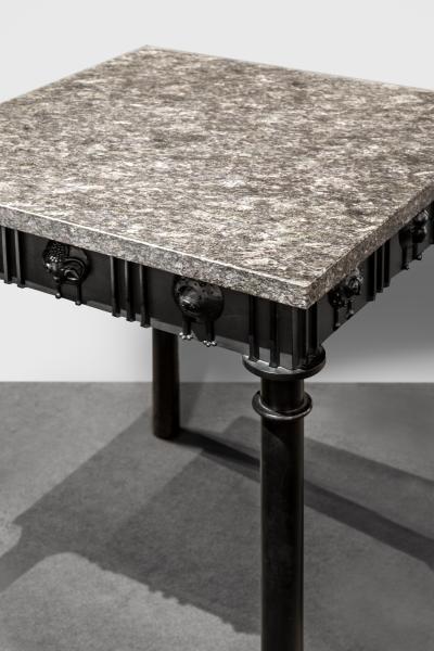 Jean Marie Fiori Dorique square table