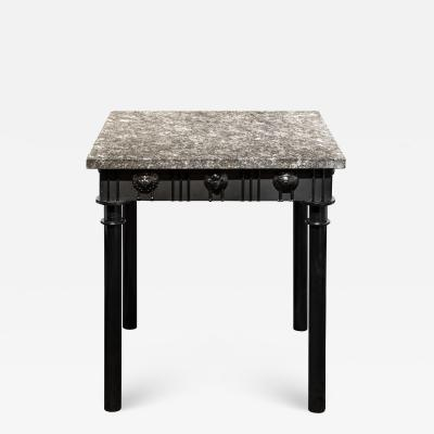Jean Marie Fiori Dorique square table