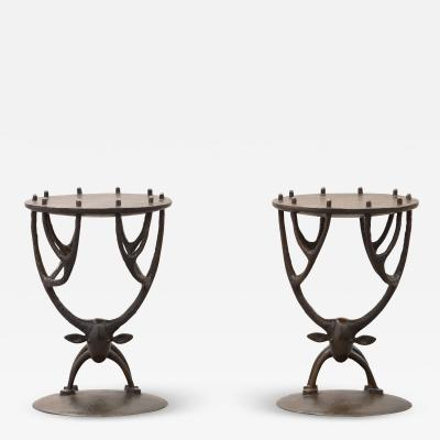 Jean Marie Fiori Stags tables