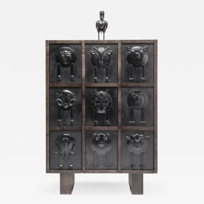 Jean Marie Fiori Sumer Cabinet