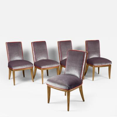 Jean Maurice Rothschild Fourteen Chairs Jean Maurice Rothschild 1902 1998 France ca 1935