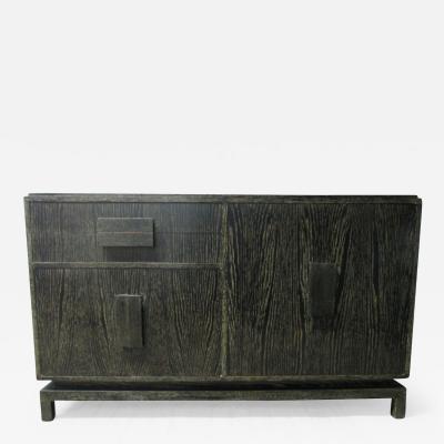 Jean Michel Frank Cerused Oak Sideboard in the Manner of Jean Michel Frank