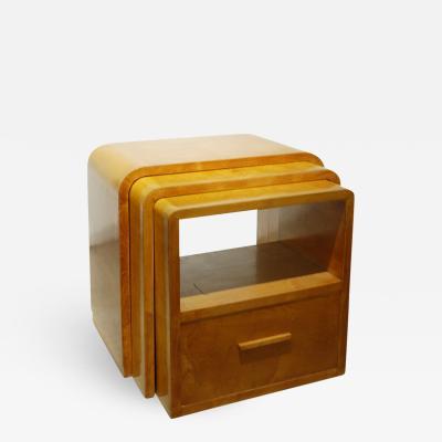 Jean Michel Frank Nesting Tables