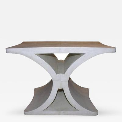 Jean Michel Frank Side Table in the Manner of Jean Michel Frank