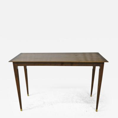 Jean Michel Frank Style of J M France Very Pure Rosewood Console Table