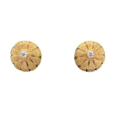 Jean Michel Schlumberger Schlumberger Taj Mahol earrings