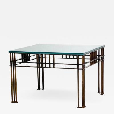 Jean Michel Wilmotte Attila Coffee or Low Centre Table by Jean Michel Wilmotte
