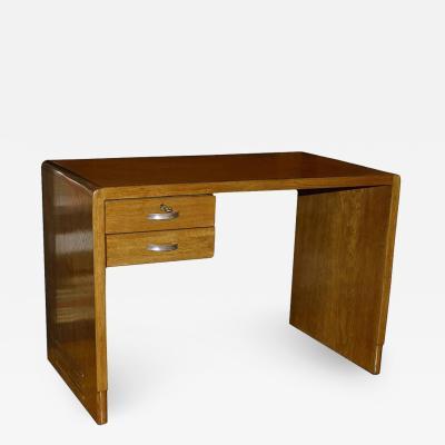 Jean Pascaud Jean Pascaud Oak Student Desk 1930