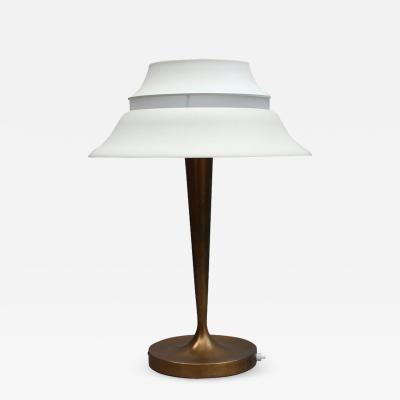 Jean Perzel A FINE FRENCH ART DECO TABLE LAMP BY JEAN PERZEL