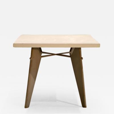 Jean Prouv Jean Prouve Gueridon Table 1950s