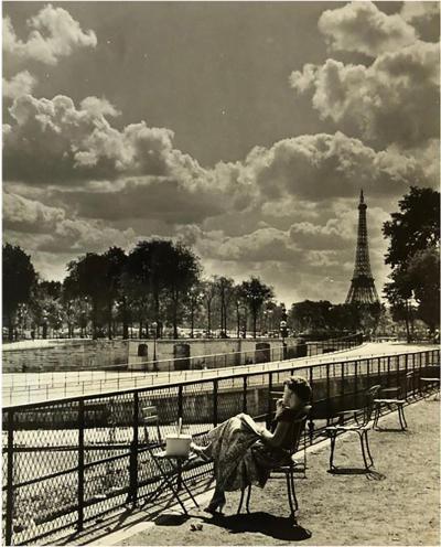 Jean Ribi re 1960 La d tente Paris Jean Ribi re