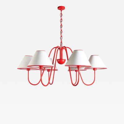 Jean Roy re BOUQUET Chandelier 6 Arms
