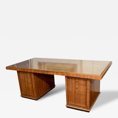 Jean Roy re Desk by Jean Royere 1902 1981 Maison Gouffe France ca 1940