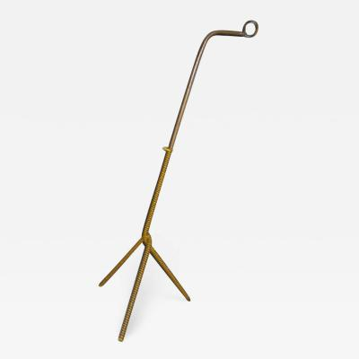 Jean Roy re French Mid Century Modern Articulating Floor Lamp Attributed to Jean Royere