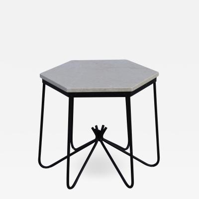 Jean Roy re Jean Roy re Style Side Table