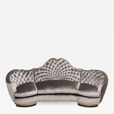 Jean Roy re Jean Roy re Windsor Sofa for Maison Gouff FR c 1938