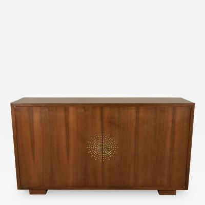 Jean Roy re Jean Royere Buffet with Studded Sun Pattern
