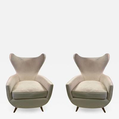 Jean Roy re MODERNIST CHAIRS IN THE MANNER OF JEAN ROYERE