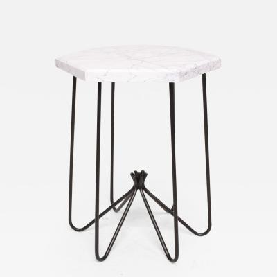 Jean Roy re Mid Century Modern Style Side Table Royere French Modern