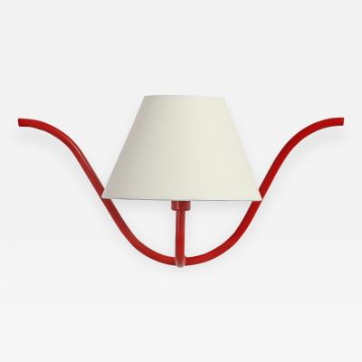 Jean Roy re ONDULATION single wall sconce by Jean ROYERE