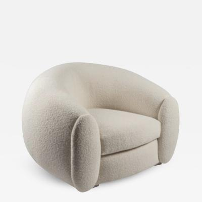 Jean Roy re Polar Bear armchair tribute By Studio Glustin