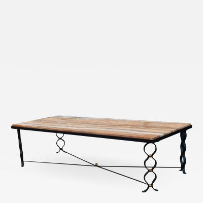 Jean Roy re Ruban cocktail table