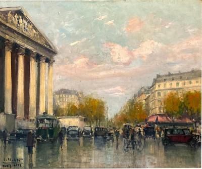 Jean Salabet Pantheon