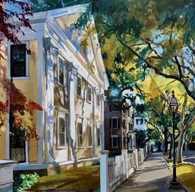 Jean Sbarra Jones Street Light