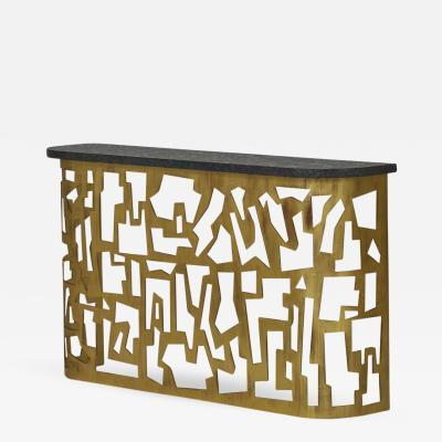 Jean Yves Lanvin Maya Console by Jean Yves Lanvin