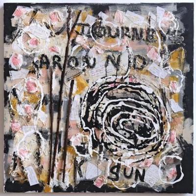 Jeanne Gentry Keck Journey Around the Sun